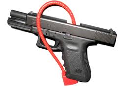 Cable locks are often included with new guns purchased.