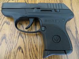 Some of the smallest pistols available, like the Ruger LCP come in .380 ACP